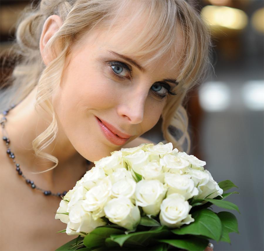 Brautmodel Elischeba