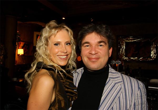 Elischeba und Pierre im CentrO in Oberhausen