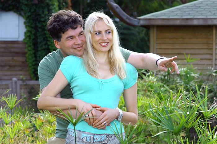 Elischeba & Pierre in Bodrum