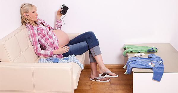 38Schwangerschaftswoche
