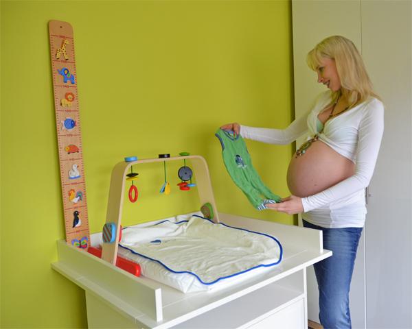 Kinderzimmer Leon Mai 2012