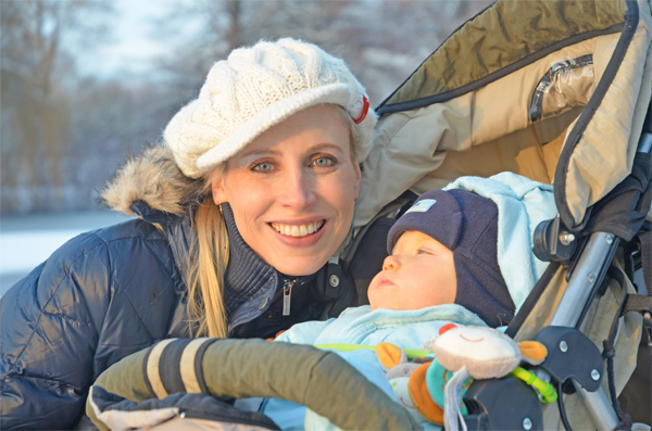 Elischeba Schnee Baby