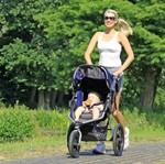 joggen mit baby