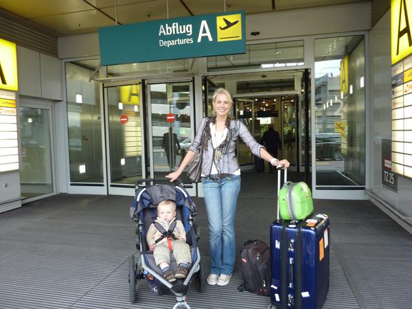 abflug duesseldorf airport