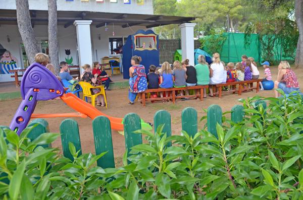 Kinderclub Cala Pada Ibiza