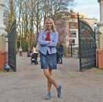 Elischeba vor dem Hamburger Tor