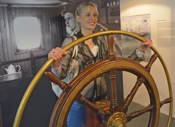 Elischeba als Seefahrerin