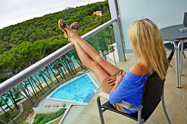 balkon elischeba kroatien