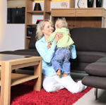 die wohnung kindersicher machen model und mama model mama blog by elischeba wilde. Black Bedroom Furniture Sets. Home Design Ideas