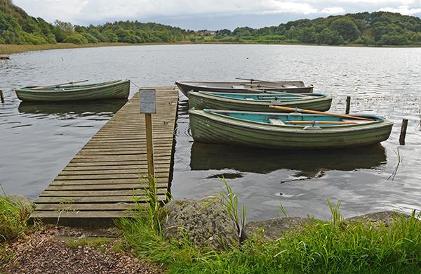 Boote in Daenemark