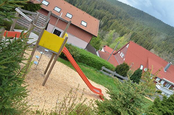 Hotel Baeren am See Spielplatz