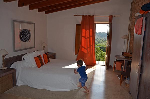 Romantikhotel Bett Mallorca