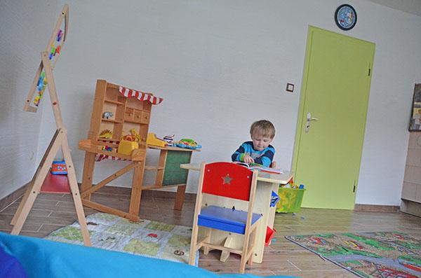 Leons neues Kinderzimmer