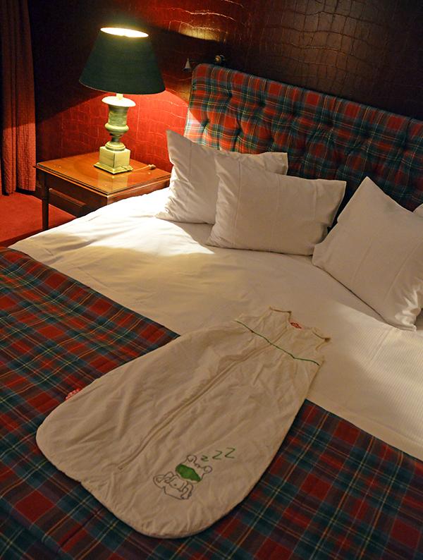 Schlafsack Romantikhotel