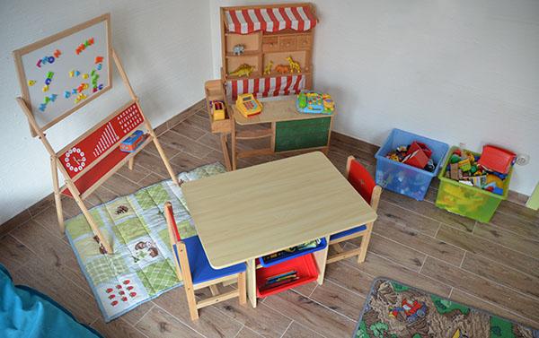 Spielzimmer Leon