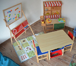 Spielzimmer von Leon