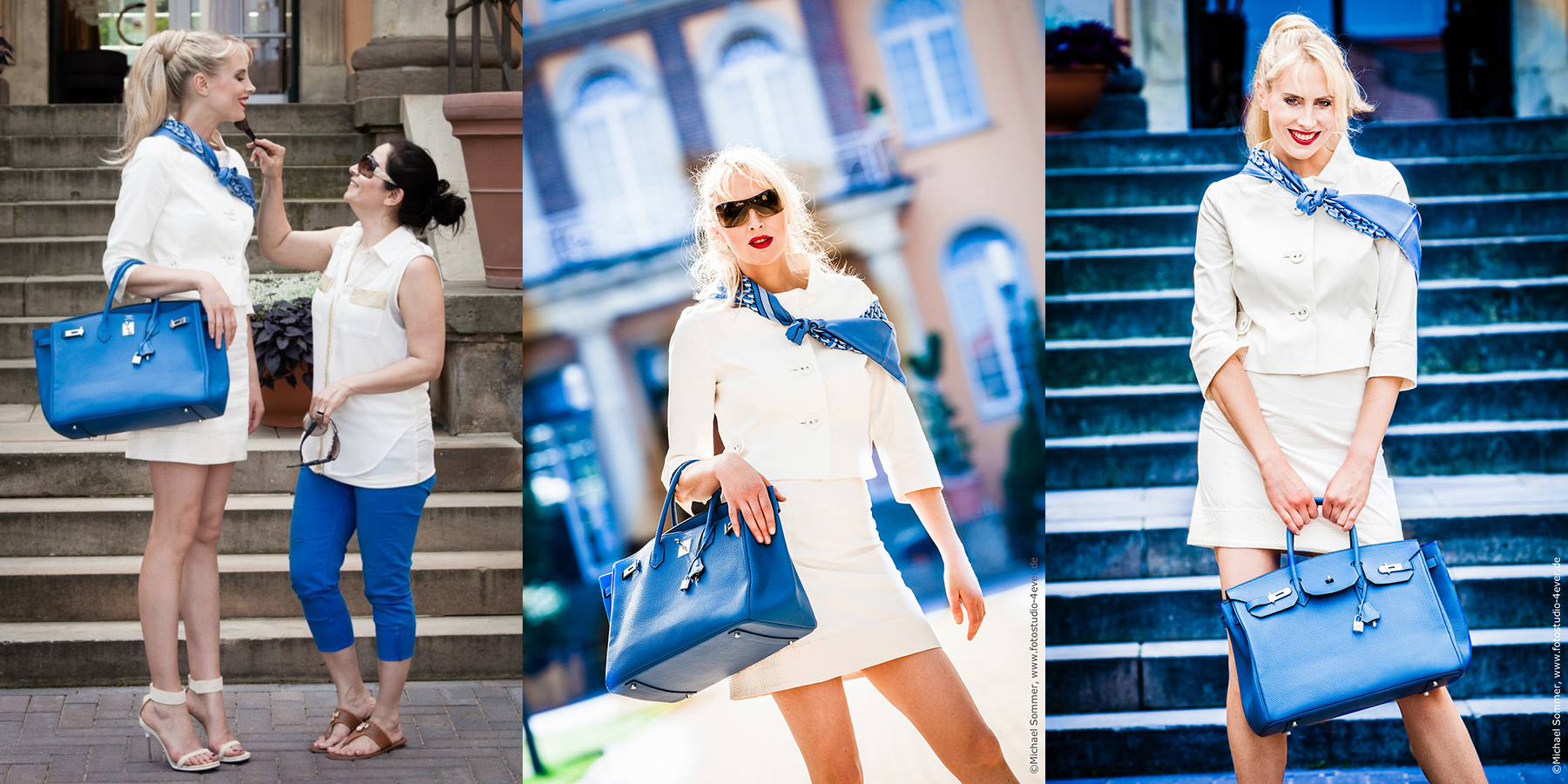 Collage_Fashionshooting_SchlossVelen