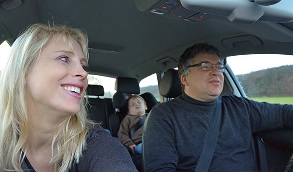 Autofahrt mit Casualplay
