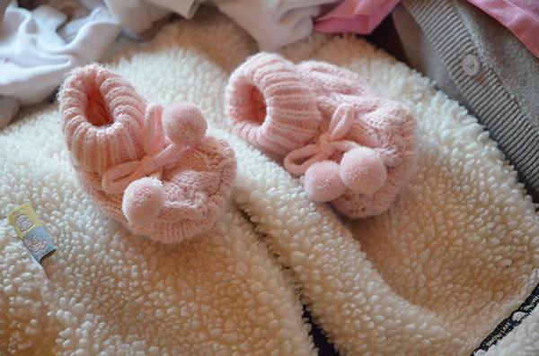 babyschuhe tochter