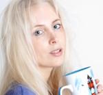Elischeba Tee trinken
