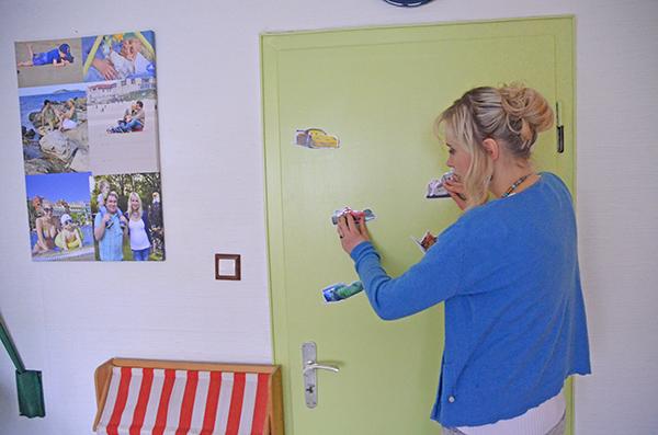 Schlummerlicht Aufkleber Und Strickleiter Furs Kinderzimmer