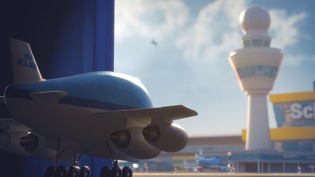 KLM Bluey 02-1