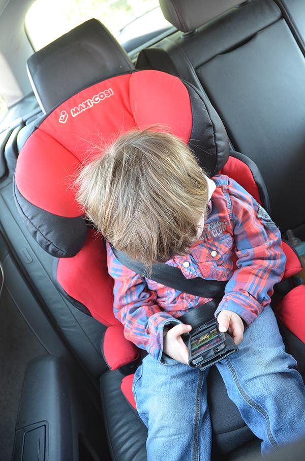 Autositz maxicosi