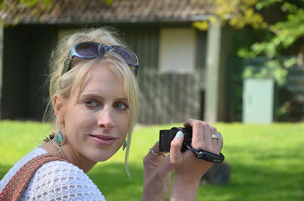 elischeba beim filmen
