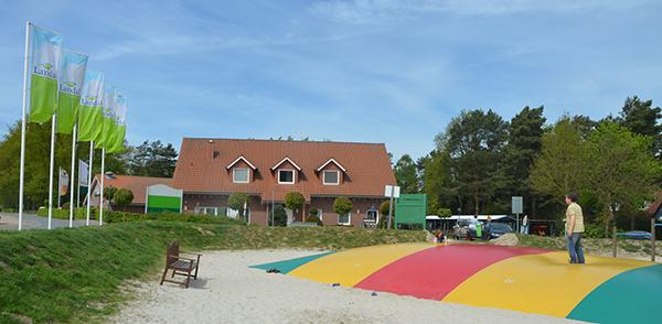 Landal Spielplatz