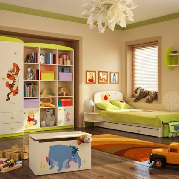 Kinderzimmer Winnie Puuh : Moderne Kinderzimmer Von Möbelgeschäft MEBLIK