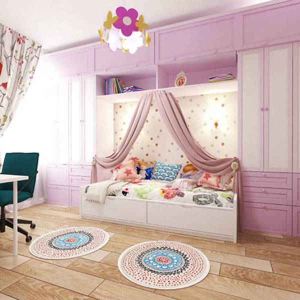 квартира на ул. Одесская : Klassische Kinderzimmer von ООО Студио-ТА