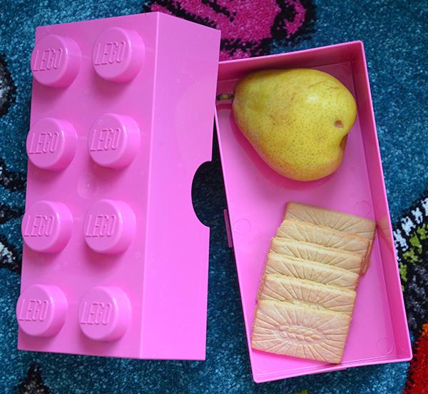rosa brotdose