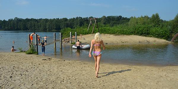 zum See laufen
