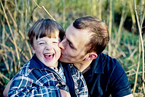 Tassilo mit Sohn