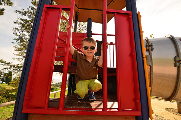 Spielplatz Leon Mamablog