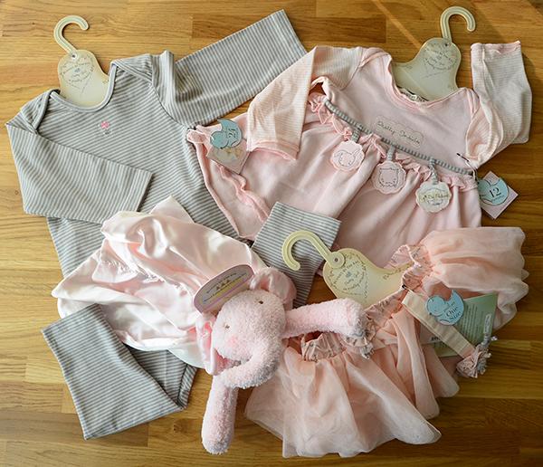 kleidchen rosa