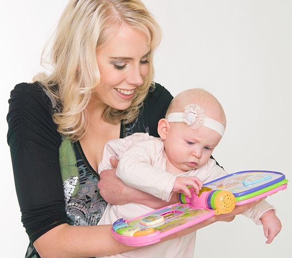 Familie Wilde - Elischeba und Tochter Emily