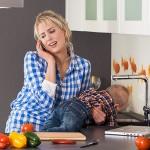 Elischeba im Küchenstudio 2013