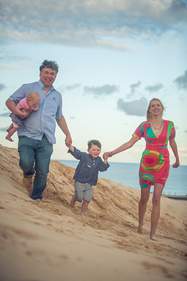 Family Wilde Shooting auf Fuerteventura