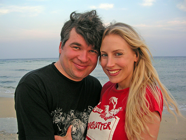 couple in marsaalam 2005