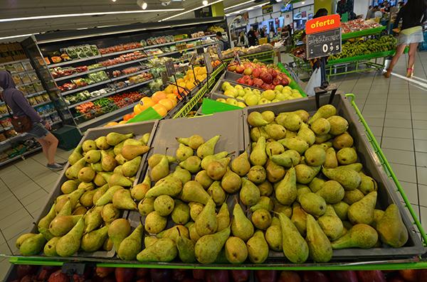 supermarkt in corralejo