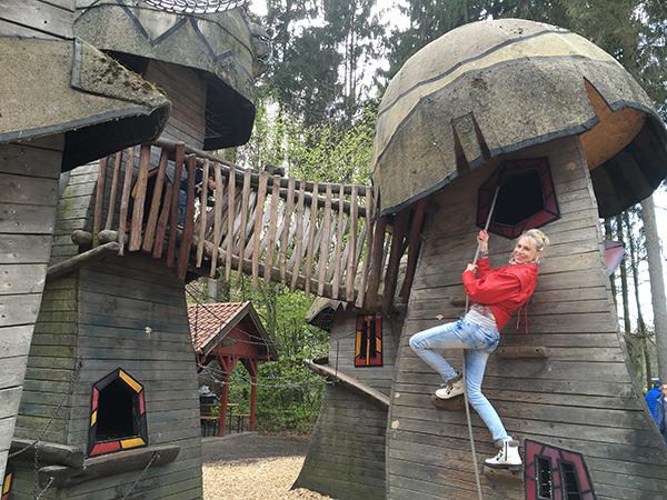 wildpark frankenhof in reken