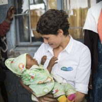 Pampers für UNICEF 2016: Projektreise nach Äthiopien mit Aktio