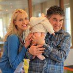 Eltern - Elischeba und Pierre