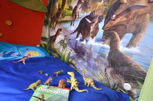 Dinosaurier Artikel für Kinder