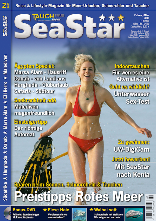 Elischeba Cover Model