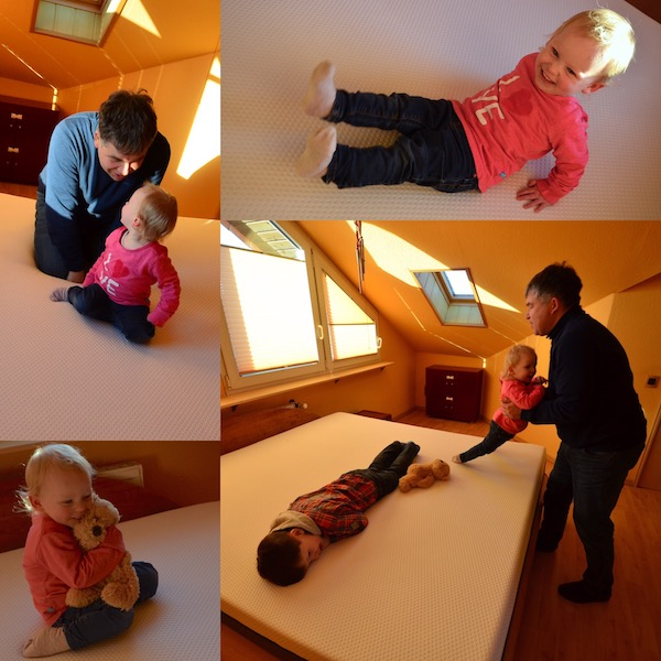 familienbett unsere erfahrung model und mama. Black Bedroom Furniture Sets. Home Design Ideas