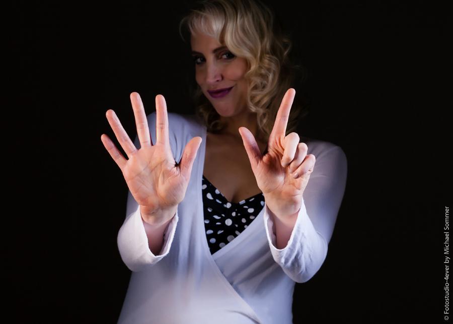 Elischeba Wilde schwanger siebter Monat