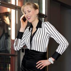 Elischeba - Business Lady im Hotel