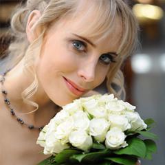 Brautmodel Elischeba Wilde